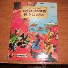 Cómics: TRABAJADORES DE DIEZ AÑOS - TAPA DURA 1993 INTERMON. Lote 30679017
