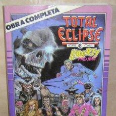 Cómics: TOTAL ECLIPSE - LIBERTY PROJECT – COMPLETA - ED PLANETA, FORUM - MUY BUEN ESTADO. Lote 30685580