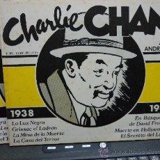 Cómics: CHARLIE CHAN CAJA 2. Lote 30699394