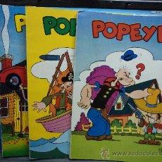 Cómics: POPEYE CAJA 2 . Lote 30706405