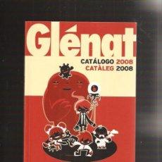 Cómics: GLENAT CATALOGO. Lote 30829078