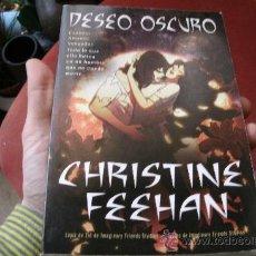 Cómics: DESEO OSCURO - CHRISTINE FEEHAN - ESPASA CALPE. Lote 30877277