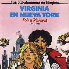 Cómics: VIRGINIA EN NUEVA YORK (LOB Y PICHARD). Lote 30961720
