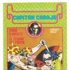 Cómics: EL CAPITÁN CORAJE(15 PRIMEROS NÚMEROS). EDICIONES TORAY 1982.. Lote 21672514