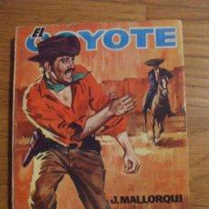 Cómics: EL COYOTE LA HERENCIA DEL COYOTE, Nª 158 J.MALLORQUIN , EDICIONES CID. Lote 31136232