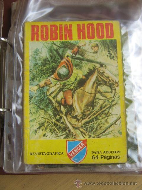 PRODUCCIONES EDITORIALES. ROBIN HOOD Nº 6 (Tebeos y Comics - Comics otras Editoriales Actuales)