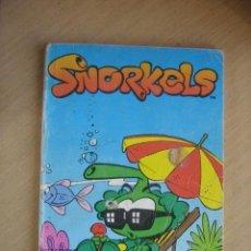Cómics: EDUARDO JOSE SNORKELS Nº 5. Lote 31396569