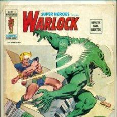 Cómics: WARLOCK V.2 - Nº 16 - SUPER HEROES MUNDI COMICS VERTICE 1974. Lote 31455581