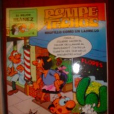 Cómics: EL MEJOR IBAÑEZ Nº 6 ROMPE TECHOS . MIOPILLO COMO UN LADRILLO. Lote 31616798