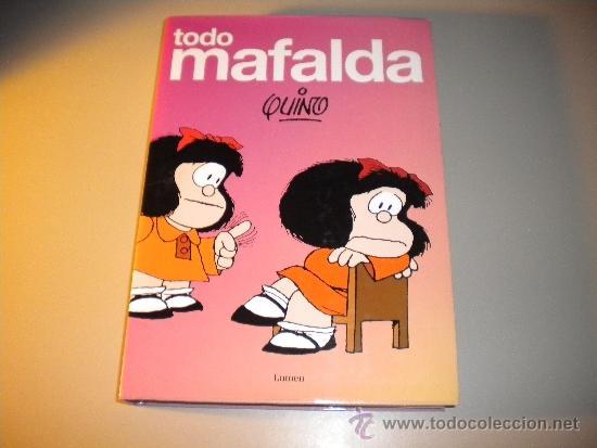 TODO MAFALDA (QUINO) (Tebeos y Comics - Comics otras Editoriales Actuales)