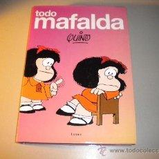 Cómics: TODO MAFALDA (QUINO). Lote 31723011