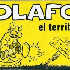 Fumetti: DICK BROWNIE : OLAFO EL TERRIBLE Nº1 (1981). Lote 31769820