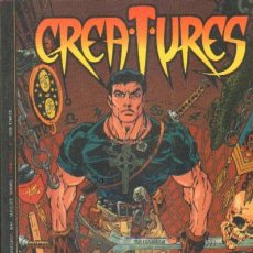 Cómics: CREATURES. DUDE COMICS. NUMEROS 1-4 (A-COMIC-1762). Lote 31939611