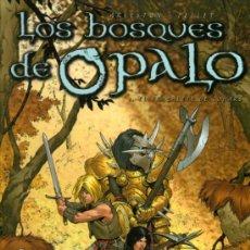 Cómics: LOS BOSQUES DE ÓPALO - Nº 1: EL BRAZALETE DE COHARS - EDITORIAL HEGATS - 1ª EDICIÓN - NOVIEMBRE 2005. Lote 31953402