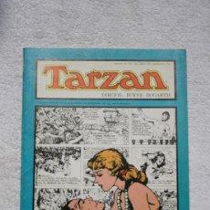 """Cómics: TARZAN POR HAROLD FOSTER & BURNE HOGARTH. """"TARZAN Y LOS PIGMEOS"""". PAGINAS DOMINICALES 29 ENERO 193. Lote 32008176"""