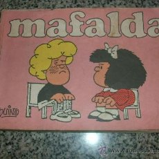 Cómics: MAFALDA - Nº 1 - AUTOR: QUINO - EDICIONES DE LA FLOR - ARGENTINA. Lote 32036253