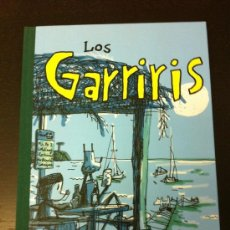 Cómics: LOS GARRIRIS - JAVIER MARISCAL - SINS ENTIDO. Lote 32078247