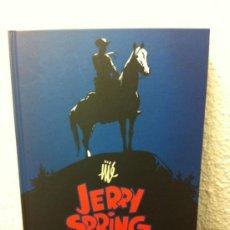 Cómics: JERRY SPRING INTEGRAL 1 (EN BLANCO Y NEGRO) - PONENT MON. Lote 32078453