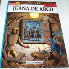 Cómics: LAS AVENTURAS DE JHEN Nº 2: JUANA DE ARCO. 1ª ECICIÓN. NETCOM2 EDITORIAL. Lote 214790396