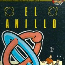Cómics: LOS ARQUITECTOS EN: EL ANILLO. DE ÁLVARO ORTEGA.. Lote 32103010