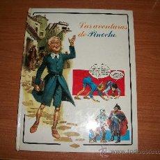 Cómics: LAS AVENTURAS DE PINOCHO COLECCIÓN FANTASÍA DE SIEMPRE. EDITORIAL RM TAPA DURA 1978.. Lote 32142960