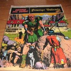 Cómics: PRÍNCIPE VALIENTE, HÉROES DEL CÓMIC, TOMO 1, Nº 10, 1972. Lote 32109469