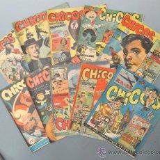 Cómics: LOTE DE 10 CHICOS. Lote 32262923
