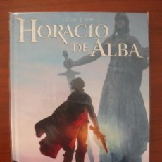 Cómics: HORACIO DE ALBA ALBUM TAPA DURA PUBLICA 12BIS. Lote 32440045