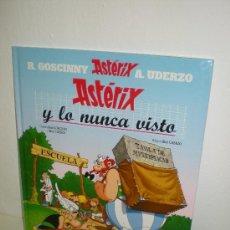 Cómics: ASTERIX 32 - ASTERIX Y LO NUNCA VISTO - SALVAT. Lote 87216539