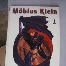 Comics : MOBIUS KLEIN Nº 1 / MANGA - NORMA KIA ASAMIYA. Lote 35850947
