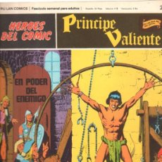 Cómics: PRINCIPE VALIENTE. HEROES DEL COMIC. BURULAN COMICS. EN PODER DEL ENEMIGO. Nº20. . Lote 32554377