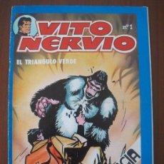 Cómics: VITO NERVIO Nº 1 ALBERTO BRECCIA EDITORIAL VILAN. Lote 44720813