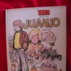 Cómics: JUANJO - CARLOS CRUZ - COLECCION TRINCA 23 -EDITORIAL DONCEL - CARTONE. Lote 36411421