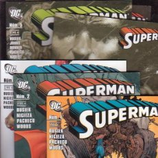 Cómics: SUPERMAN VOL. 2 - LOTE DE 22 EJEMPLARES Nº 1 AL 22 ,COMICS ZINCO DC EDITADO POR PLANETA. Lote 32638021