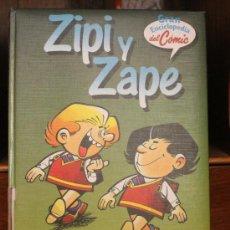 Cómics: GRAN ENCICLOPEDIA DEL COMIC: ZIPI Y ZAPE – TOMO 1 – EDICIONES BRUCH 1988. Lote 32647665