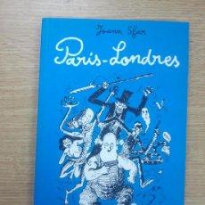 Cómics: PARIS-LONDRES (PONENT MON). Lote 32649836