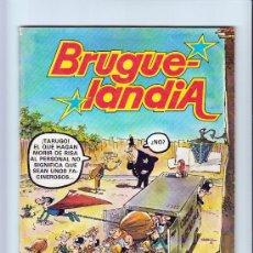 Cómics: BRUGUELANDIA AÑO I NO. 4 26 DE OCTUBRE DE 1981. Lote 32678671