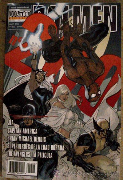 DOLMEN Nº 200 ESPECIAL, COMO NUEVO (Tebeos y Comics Pendientes de Clasificar)