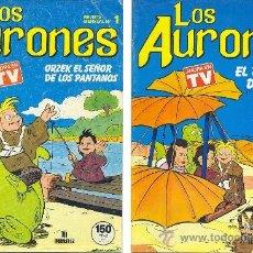 Cómics: AURONES, LOS. Lote 32732666