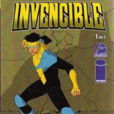 Cómics: INVENCIBLE Nº1 - EDICIONES ALETA. Lote 32783874