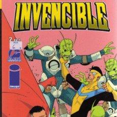 Cómics: INVENCIBLE Nº2 - EDICIONES ALETA - CJ5. Lote 32783923