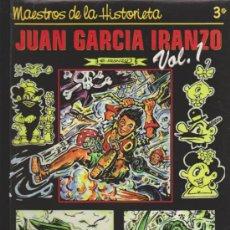 Maestros de la Historieta nº3. Juan García Iranzo Vol. 1