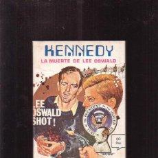 Cómics: KENNEDY Nº 2 - EDITA : MERCOCOMIC 1977 ( ELVIBERIA ). Lote 32811412
