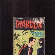 Cómics: DIABOLIK Nº 16 - EDITA : NUEVA FRONTERA AÑOS 70. Lote 32815851