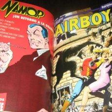 Cómics: AIRBOY - COMPLETA - 21 NÚMEROS - ENCUADERNADA - MBE - FORUM. Lote 32840383