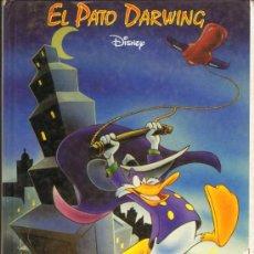 Cómics: TEBEOS-COMICS GOYO - DISNEY EN DIBUJOS ANIMADOS - EL PATO DARWING - RARO *AA99. Lote 32860623