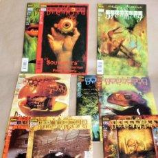 Cómics: THE DREAMING – VERTIGO 2 14 16 32 43 47 54 78 82 COMPLETA - NORMA ED. AÑO 1997 - MUY BUEN ESTADO. Lote 32942227