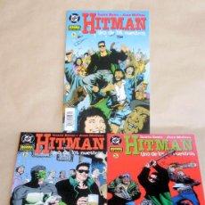 Cómics: HITMAN – UNO DE LOS NUESTROS 1 2 3 – NORMA ED - COMPLETA - GARTH ENNIS – NUEVOS. Lote 63163180