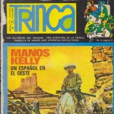 Cómics: TRINCA. LOTE DE 6 EJEMPLARES.. Lote 33095547