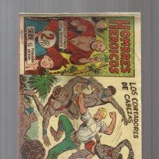 Cómics: HOMBRES HEROICOS Nº 28. Lote 33132250